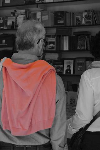 Los días del Buen Retiro. La Feria del Libro se tiñe de rosa