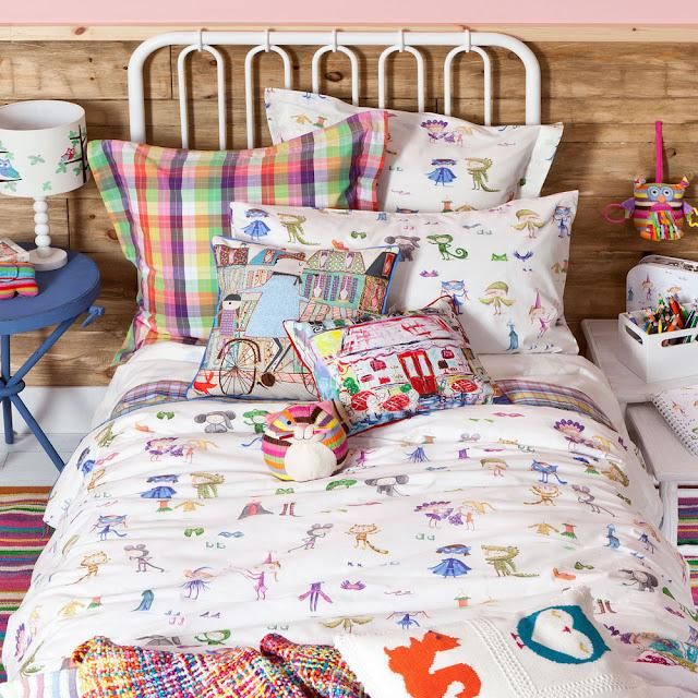 la nueva colecci n de zara home kids paperblog. Black Bedroom Furniture Sets. Home Design Ideas