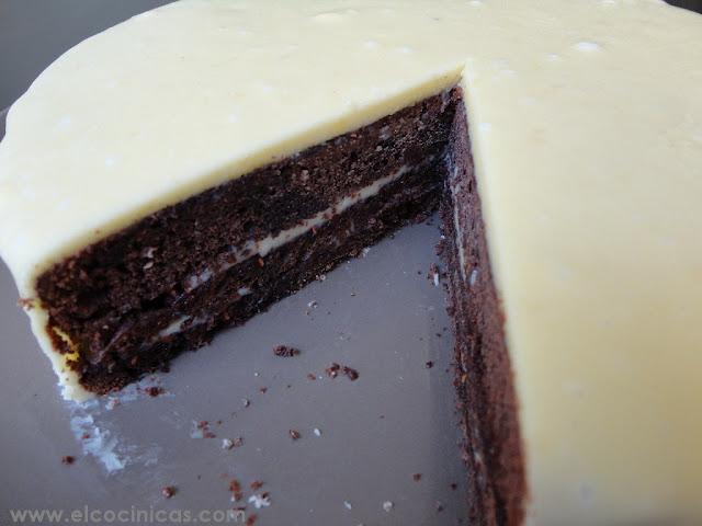 Baño Chocolate Blanco Para Tartas: generales para realizar la receta de esta tarta son las siguientes