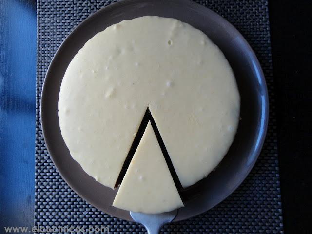 Baño Blanco Para Galletas:Pastel De Chocolate Y Mermelada