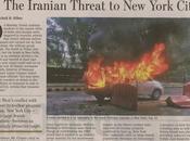 Propaganda para Guerra Irán libre gracias Defensa Nacional 2013