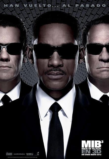 Crítica de cine: Men in Black 3