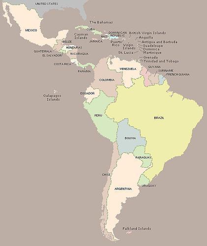 La vivienda en América Latina