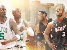 Miami Heat Boston Celtics-Eastern Conference Finals