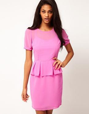 Modelos de vestidos casuales rectos