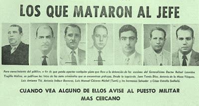 COBERTURA: Se cumplen mañana 51 años muerte Trujillo