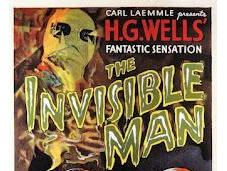 Mitos Cine Terror: Hombre Invisible
