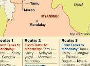 abre, tras años cerrada, frontera terrestre India-Myanmar