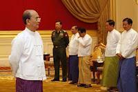 Las autoridades de Birmania piden a los exiliados que regresen al país