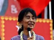 opositora birmana visitará campos refugiados Tailandia