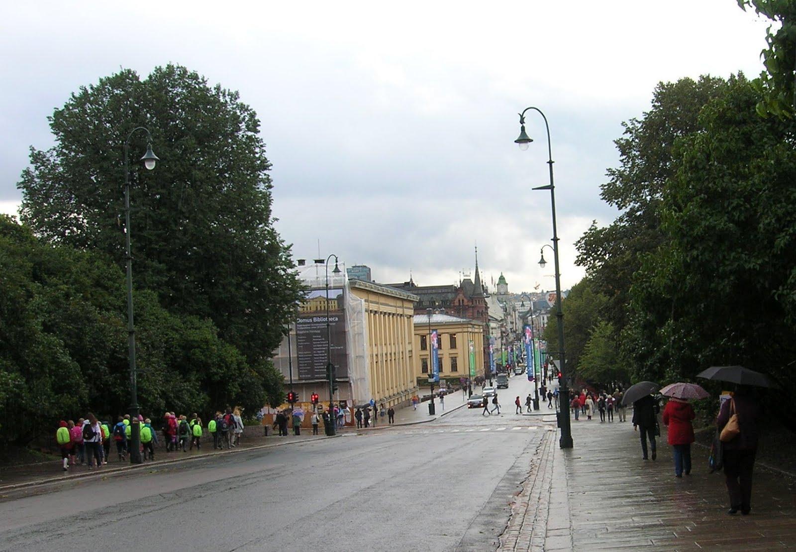 universidad de oslo, oslo, noruega, vuelta al mundo, round the world, información viajes, consejos, fotos, guía, diario, excursiones
