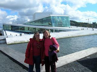 Viaje a Oslo, Noruega (II)