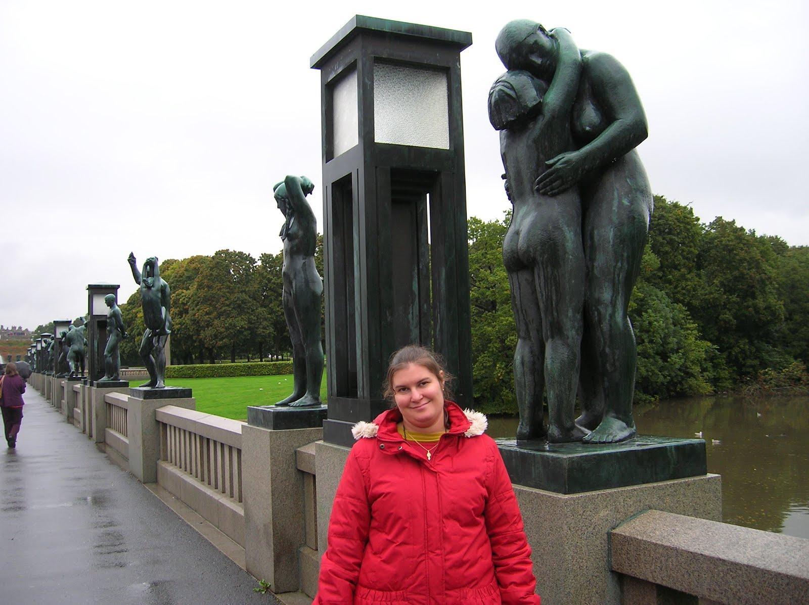 Parque de Vigeland, oslo, noruega, vuelta al mundo, round the world, información viajes, consejos, fotos, guía, diario, excursiones