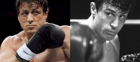 ¿Stallone y DeNiro peleando en una comedia de boxeo?