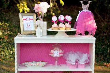 mesa para princesas