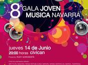 Gala Música Navarra junio Civican