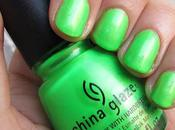 China Glaze: Summer Neons