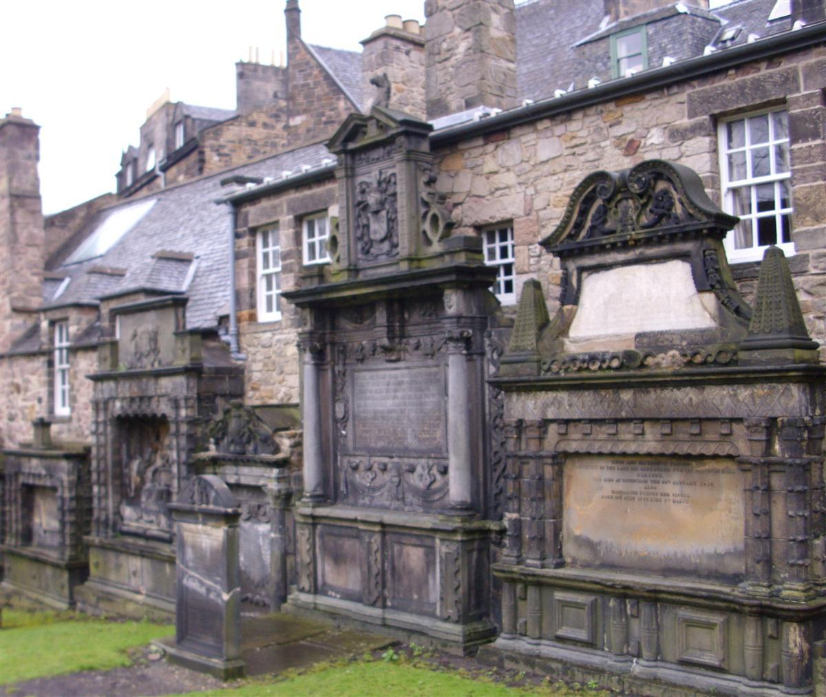 El cementerio de greyfiars edimburgo paperblog for Mas edimburgo