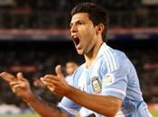 Argentina potencial golearon Ecuador