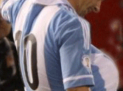 Argentina esperanza, Messi tremendo.