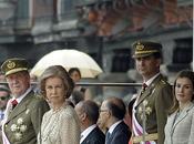 estilo Doña Letizia Fuerzas Armadas 2012
