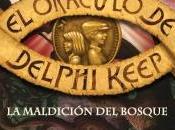maldición bosque oráculo Delphi Keep II), Victoria Laurie