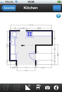 Realidad ampliada para hacer tus planos con tu iphone o for App para hacer planos