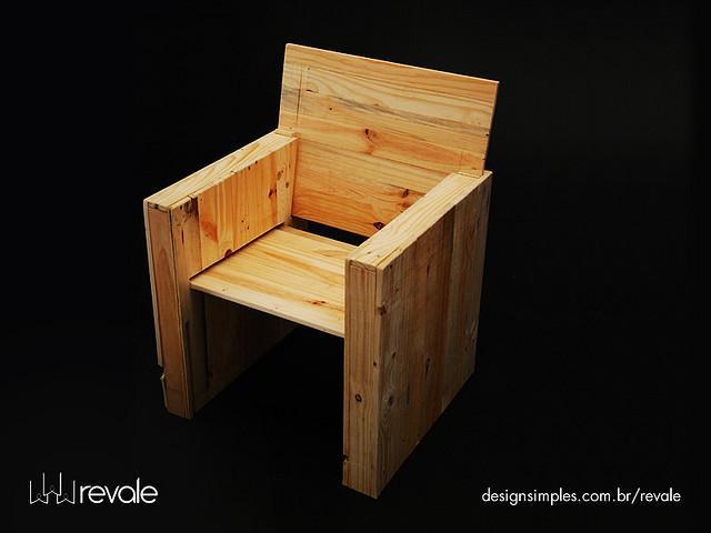 61 Pallets Reciclados en Muebles de Diseño