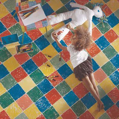 Suelos de vinilo para decoraci n infantil paperblog - Suelo vinilico infantil ...