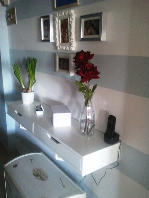 T preguntas ideas para tapar el cuadro de la luz del - Ideas para decorar recibidor ...