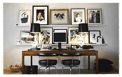 decoracin escritorios
