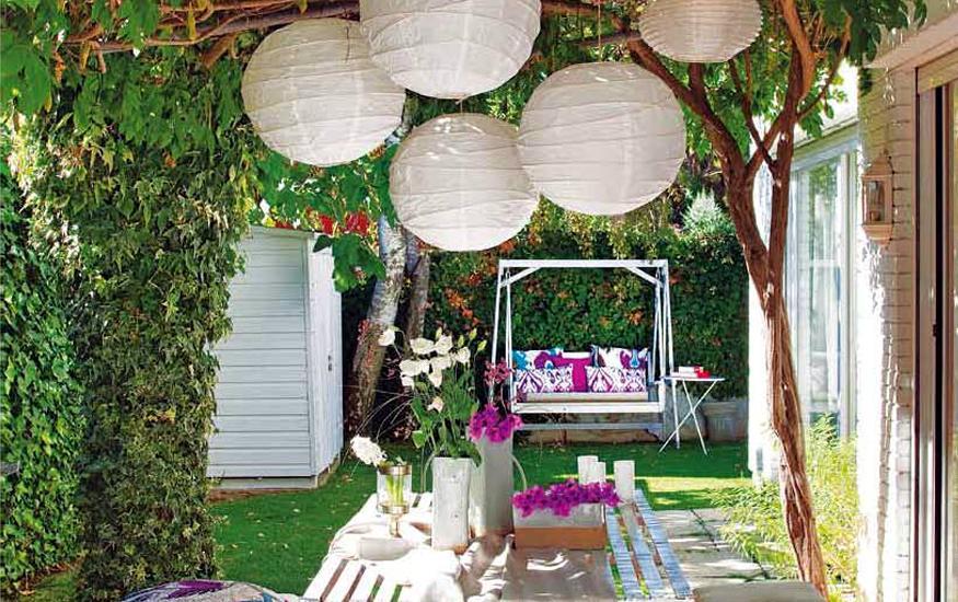 Ideas para decorar jardines en ticos y terrazas paperblog - Decorar rincones ...