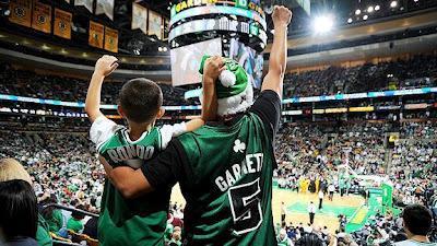 Los Celtics dan la estocada en Florida