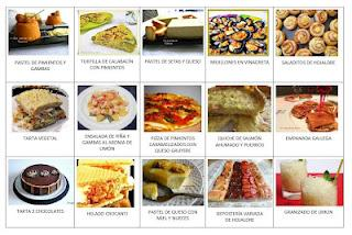 Ii men de cena con amigos paperblog - Menu cena amigos en casa ...