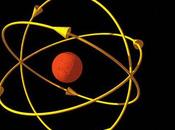 Científicos separaron átomo parte