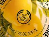 Exfoliante Corporal Limón Dulce Body Shop: perfecto para buen bronceado