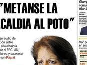 Rata, Idiota, Bazofia!! Mujeres Tenemos Derecho Insulto