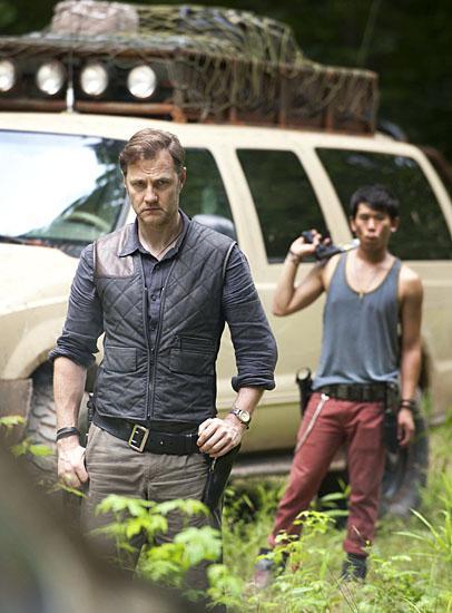 The Walking Dead: primera imagen del Gobernador