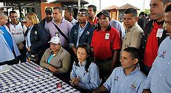 Para dar a conocer la situación actual en Ciudad Guayana Miembros del Plan Guayana Socialista organizan marcha para el 12 de junio.