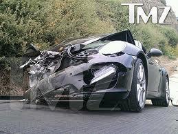 Lindsay Lohan: de accidente en accidente y tiro porque me toca.