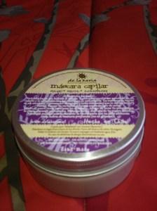 Mascara Capilar Antioxidante de maqui+murta+arándanos DelaSavia
