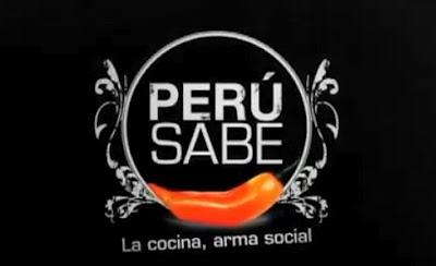 PERÚ SABE. La cocina, arma social