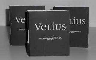 Nueva rutina facial: Velius y Singuladerm