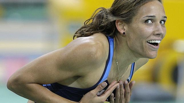 Lolo Jones, virgen a los treinta