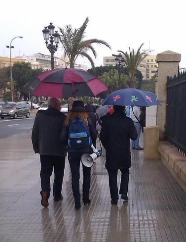 A Quiñonear, a Quiñonear que Fernando es tuyo y mio y nuestro también.