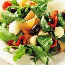 c1126 Operación Bikini 2012: cena saludable con proteínas