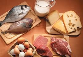 c168 Operación Bikini 2012: cena saludable con proteínas