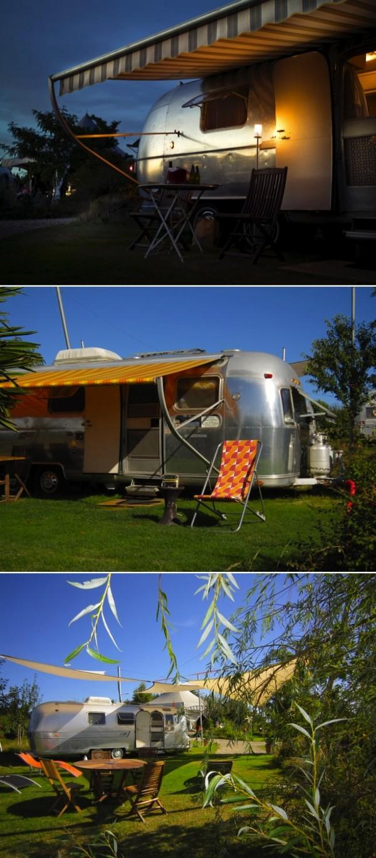 Dormir en una caravana vintage/Sleeping in a vitage caravan-01