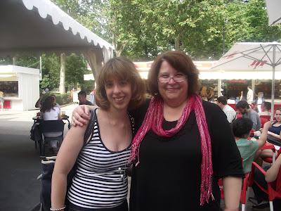 Rachel Caine en Madrid&Saludo; (Encuentro Bloggers)