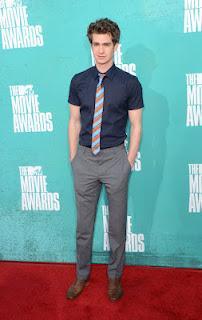 Palmarés y fotos de los MTV Movie Awards 2012